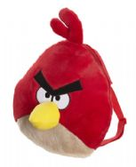 Angry Birds Novelty Plush Backpack - Red Bird
